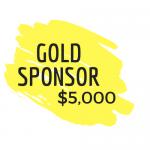 Gold Sponsor $5,000
